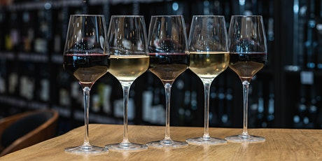 New Zealand Wine Tasting tickets