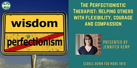 The Perfectionistic Therapist tickets