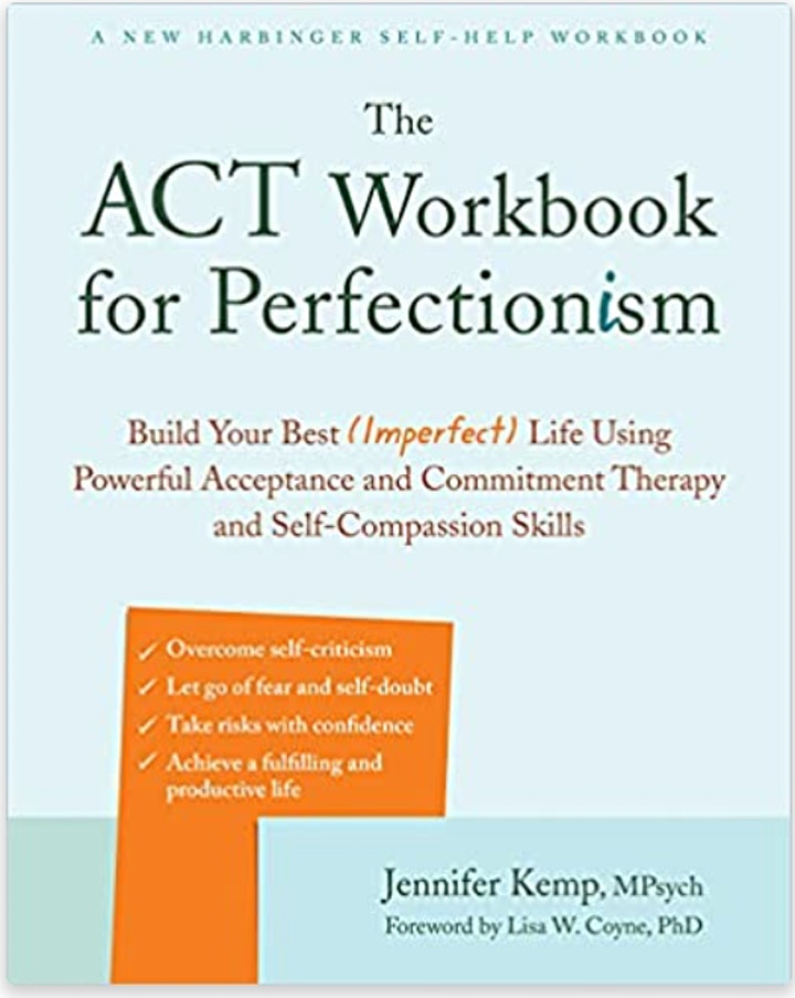 The Perfectionistic Therapist image