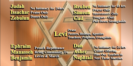 Messianic Praise March tickets