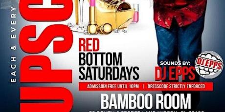 Red Bottom Saturdays tickets