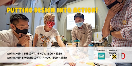 Putting design into action! tickets