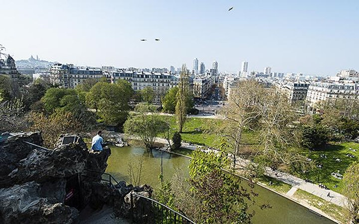 Image pour Journées du Patrimoine : Balade au fil de l'eau aux Buttes Chaumont