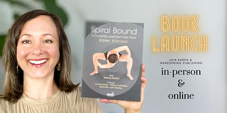 Spiral Bound Book Launch (In-person: 5:30-7pm & Online: 7-8pm UK time) tickets