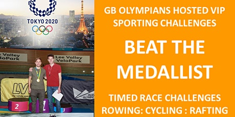 Beat The Medallist Charity Q and A tickets