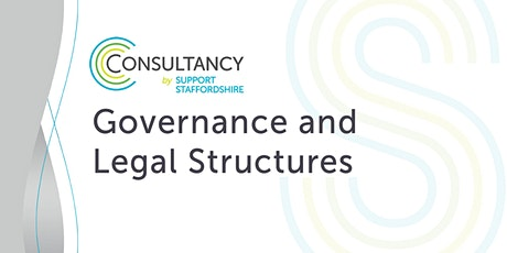 Governance and Legal Structures tickets