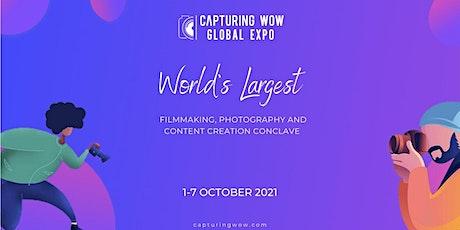Capturing WOW Global Expo biglietti