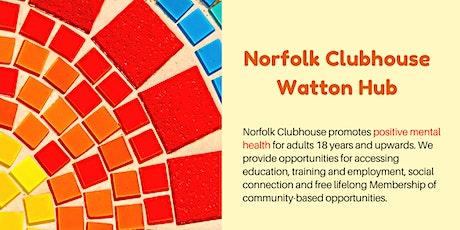 Norfolk Clubhouse - Watton Hub tickets