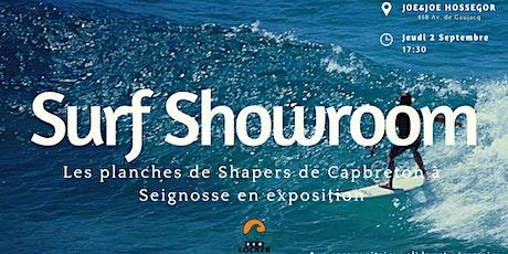 Surf Showroom billets