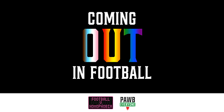 Coming OUT in football tickets