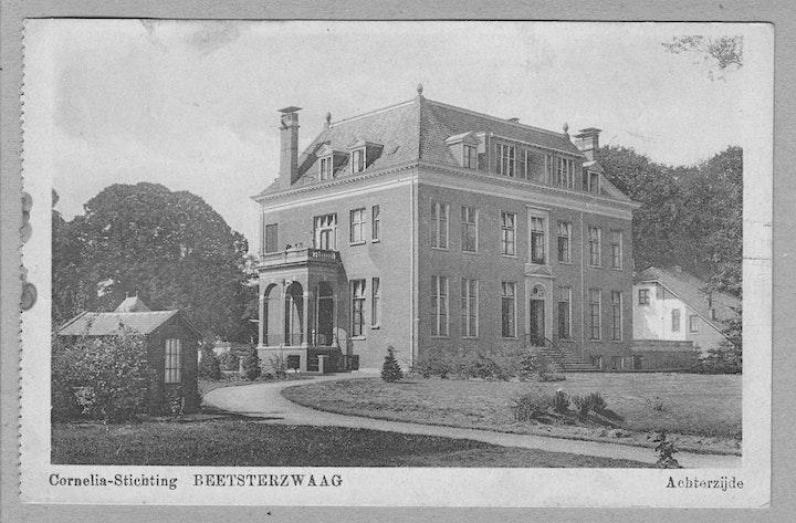 Afbeelding van Lezing: Terug naar Abbingawâld, een schets van Beetsterzwaag 1850-1950
