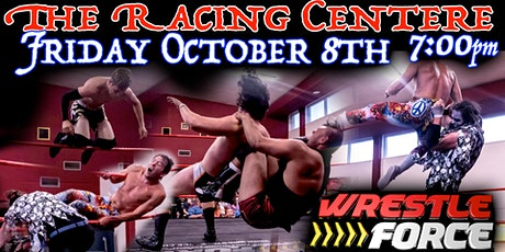 Live Wrestling in Newmarket! tickets