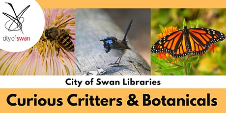 Nature Know-How: Curious Critters and Botanicals (Guildford) tickets