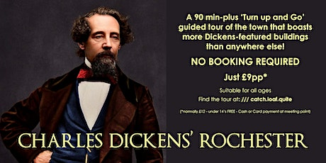 CHARLES DICKENS ROCHESTER tickets