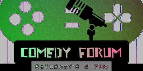 The Royal Arcade Comedy Forum tickets