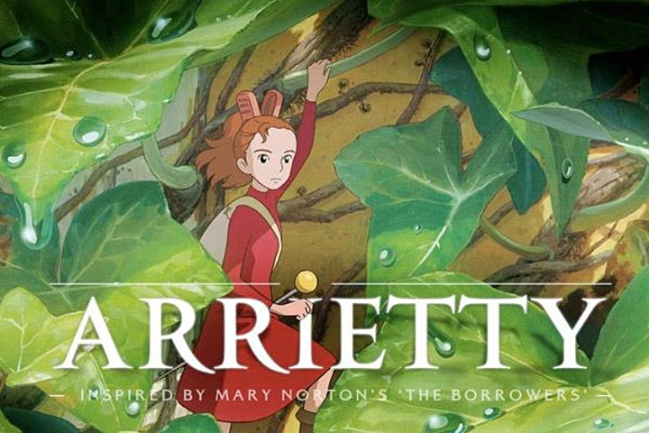 The Secret World of Arrietty - Film Night at Cotteridge Park image