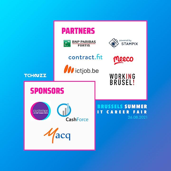 Brussels - Summer IT Career Fair image