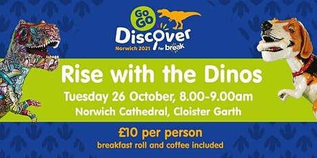 Rise with the Dinos - Networking Breakfast tickets