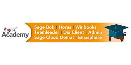 Formation Sage Cloud Demat – Débutant tickets