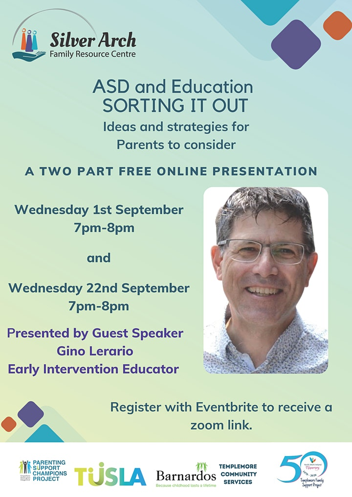 ASD and Education: Sorting it Out image