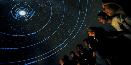 Planetarium: scale of the Universe tickets