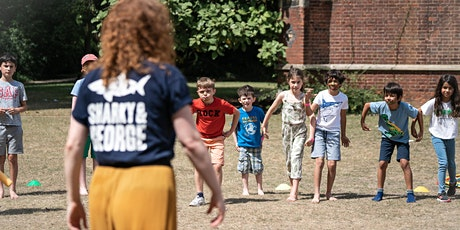 Sharky & George  October Half Term Holiday Camp tickets