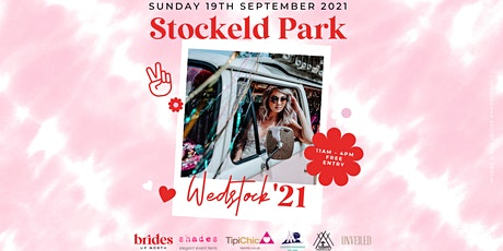 WEDSTOCK'21 at Stockeld Park tickets