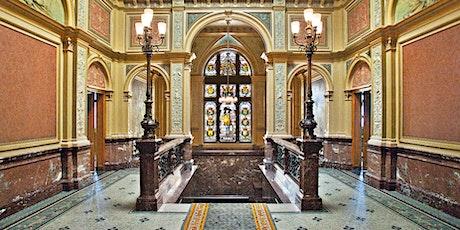 Openstelling koninklijke wachtkamer Den Haag HS tickets