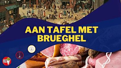 Aan tafel met Brueghel! (workshop + dinner) tickets
