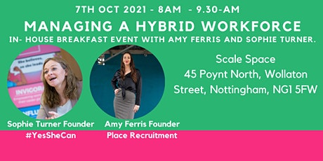 How to manage a hybrid workforce tickets
