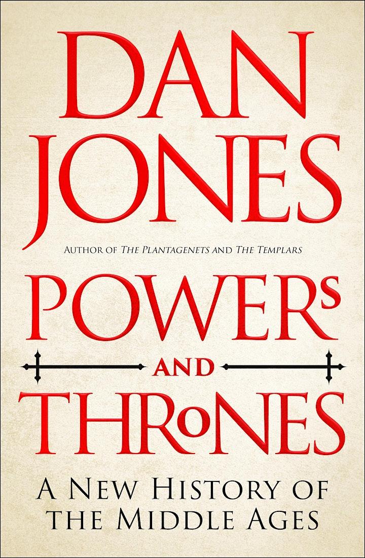 Barts Heritage: Tudor Lecture Series - Dan Jones image