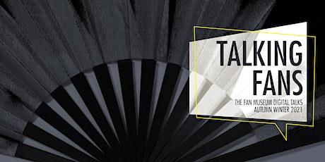 Talking Fans > Mapping London's Fan Makers tickets