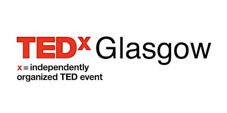 TEDxGlasgow 2021 tickets