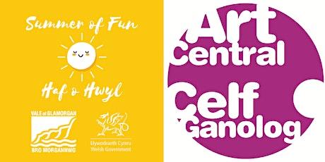 Young People's Exhibition | Arddangosfa Gelf gan Bobl Ifanc tickets