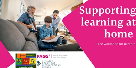 Workshop for Parents – Supporting learning at Home tickets
