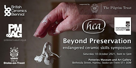 Beyond Preservation - endangered ceramic skills symposium tickets