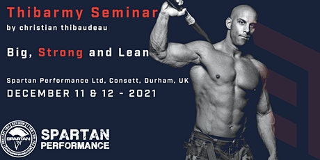 BIG, STRONG AND LEAN tickets