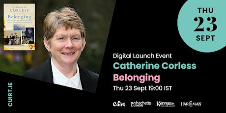 Launch Event: Belonging by Catherine Corless tickets