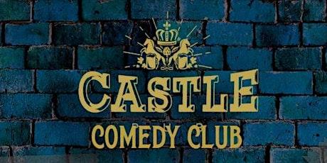 Castle comedie club billets