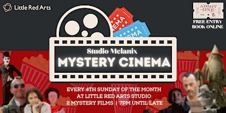 Mystery Cinema  |  September 2021 tickets