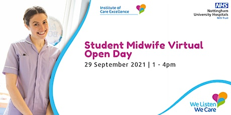 Student Midwife Virtual Open Day tickets