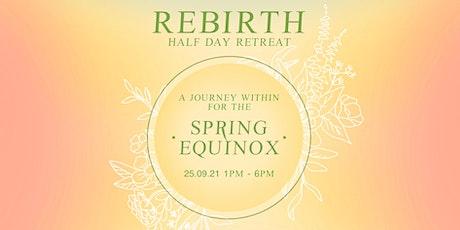 Spring Equinox Half Day Retreat tickets