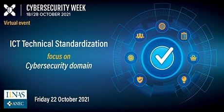 """Conference """"Standardization and Cybersecurity"""" tickets"""