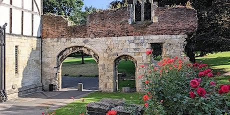 York Museum Gardens - Our Environmental Aspirations tickets