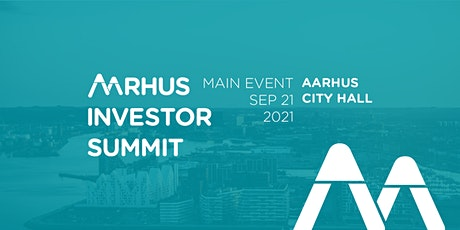 Aarhus Investor Summit 2021 | Main Event tickets