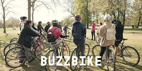Buzzbike presents: Ride with Us tickets