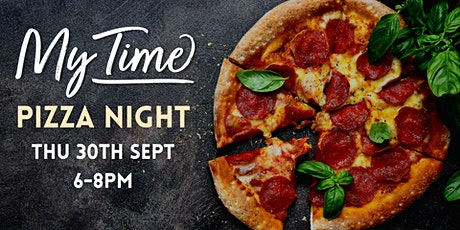 My Time - Pizza Night tickets