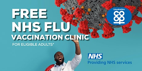 Louth Flu Vaccination Clinic tickets