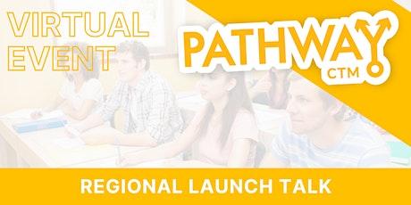 Pathway CTM Regional Launch Talk - North East tickets