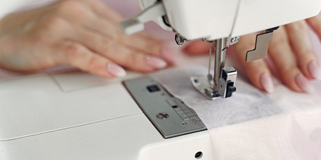 Learn How to Use a Sewing Machine tickets
